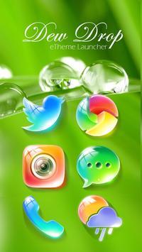 Dewdrop - eTheme Launcher screenshot 1