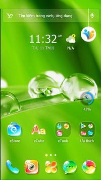 Dewdrop - eTheme Launcher screenshot 2