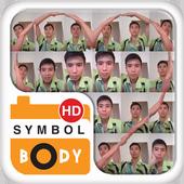 Body Symbol HD icon