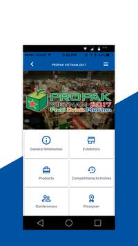 Vietnam Exhibition Services screenshot 1