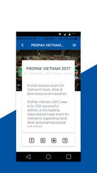 Vietnam Exhibition Services screenshot 2