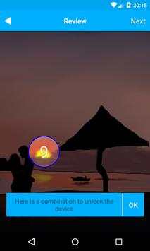 Picture Password apk screenshot