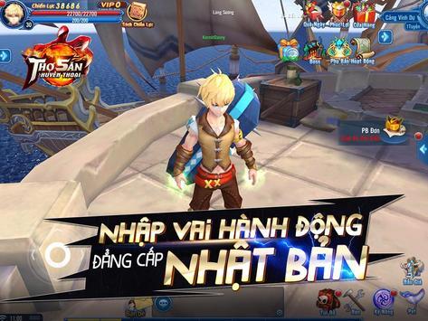 Thợ Săn Huyền Thoại screenshot 10