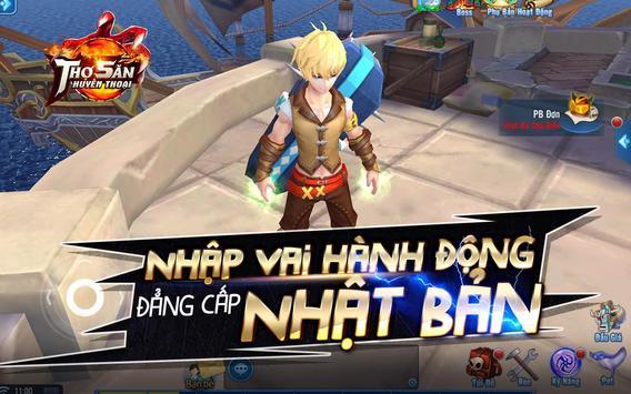 Thợ Săn Huyền Thoại screenshot 5