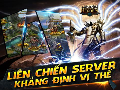 Huyền Thoại Heroes 3 apk screenshot