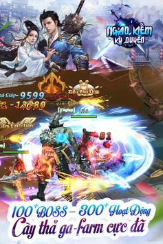 Ngạo Kiếm screenshot 3