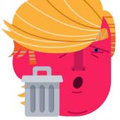 The Dump Trump Game icon
