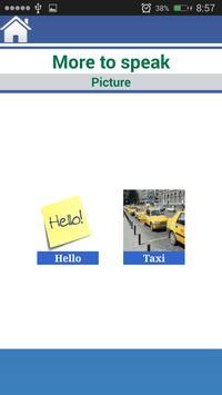Speaking English - Talk2Me apk screenshot