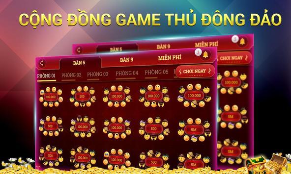 iOnline - Game danh bai 2016 apk screenshot