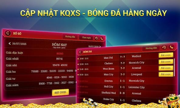 iOnline - Game danh bai 2016 screenshot 3