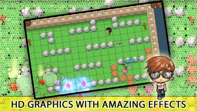 Maze City: Bomber Adventure Cartaz