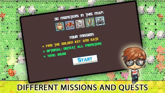 Maze City: Bomber Adventure imagem de tela 21