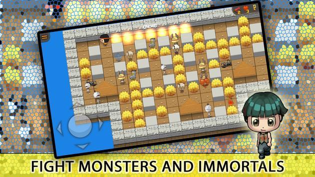 Maze City: Bomber Adventure imagem de tela 2