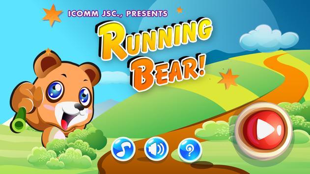 Running Bear 2016 poster