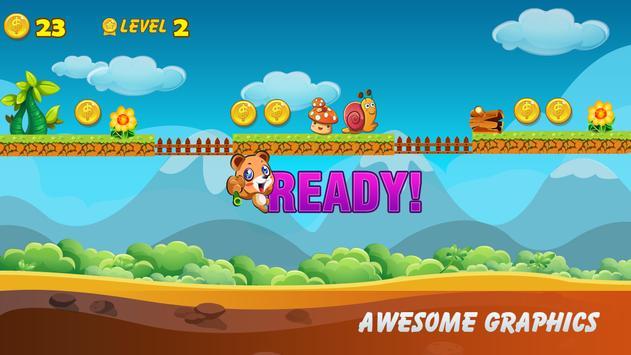 Running Bear 2016 apk screenshot