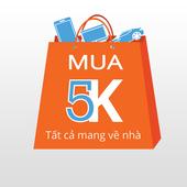 Mua5K icon