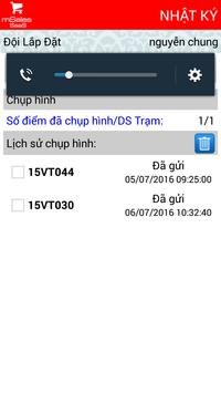 mSales-QLLĐ apk screenshot