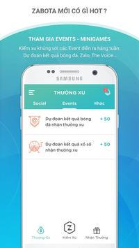 Zabota - Kiếm tiền online screenshot 3