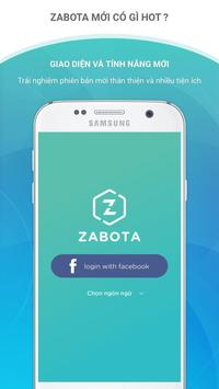Zabota - Kiếm tiền online poster