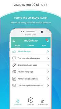 Zabota - Kiếm tiền online screenshot 2