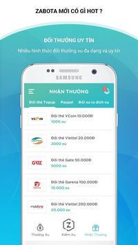 Zabota - Kiếm tiền online screenshot 6