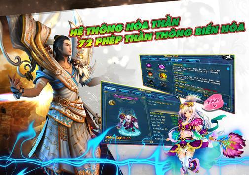 Ngo Khong Truyen Ky 3D apk screenshot