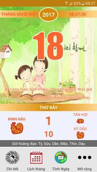 LỊCH VẠN NIÊN 2018 - Lịch Việt screenshot 25