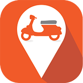 M-Tracking - For motorcycle icon