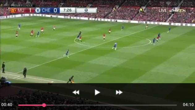 Live Scores: Football/Soccer 2 poster