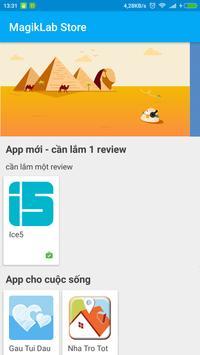 MagikLab Store screenshot 1