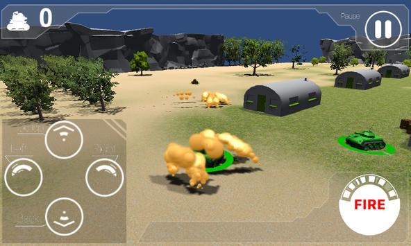 Big Tanks War apk screenshot