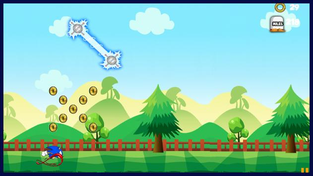 Sonic Run Dash Adventeur screenshot 2