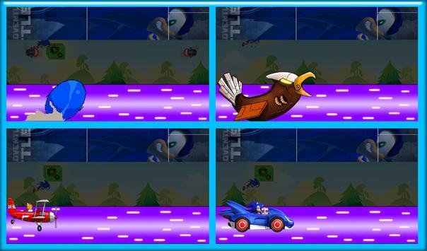 Sonic Run Dash Adventeur screenshot 4