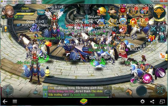 Hồ Ly Chiến HD - HoLy War apk screenshot