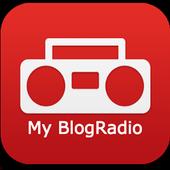 My BlogRadio icon
