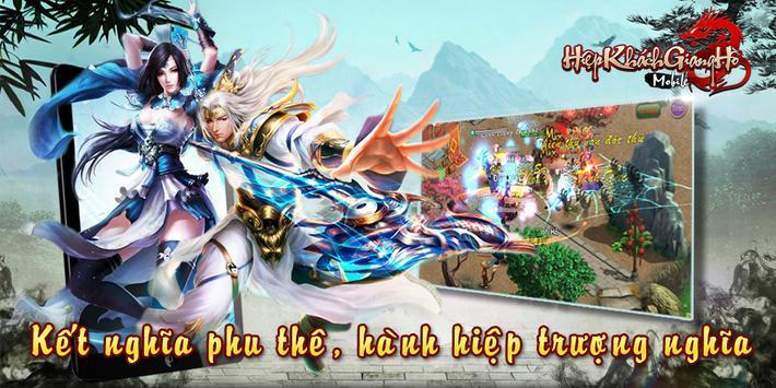 Hiệp Khách Giang Hồ Mobile apk screenshot