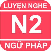 JLPT N2 Mimikara Grammar icon