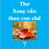 Thơ Xoay Vần Theo Con Chữ icon