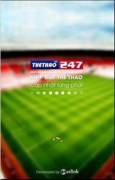 TheThao247 - Tin tuc the thao apk screenshot