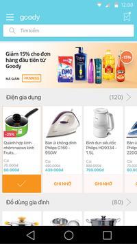 Goody: khuyến mãi siêu thị, hàng ngàn quà tặng poster