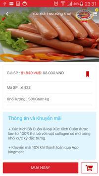 Thịt tươi (Heo, Bò, Gà) screenshot 1