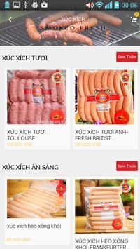 Thịt tươi (Heo, Bò, Gà) apk screenshot