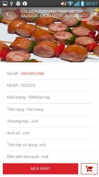 Thịt tươi (Heo, Bò, Gà) screenshot 3