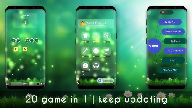 Kpop music game apk screenshot