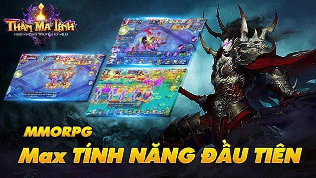 Thần Ma Lệnh (Than Ma Lenh) poster