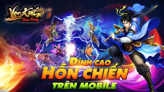 Vạn Kiếm Quy Tông poster
