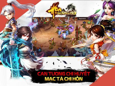 Họa Giang Hồ poster