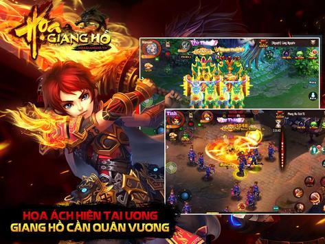 Họa Giang Hồ apk screenshot