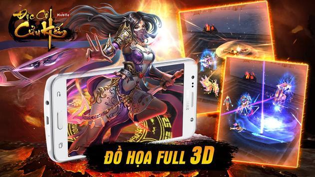 Độc Cô Cửu Kiếm - 3D ảnh chụp màn hình 1
