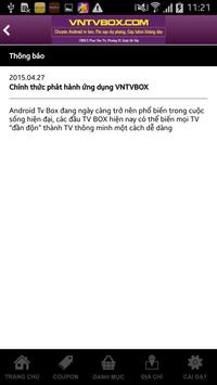 VNTVBOX ảnh chụp màn hình 2